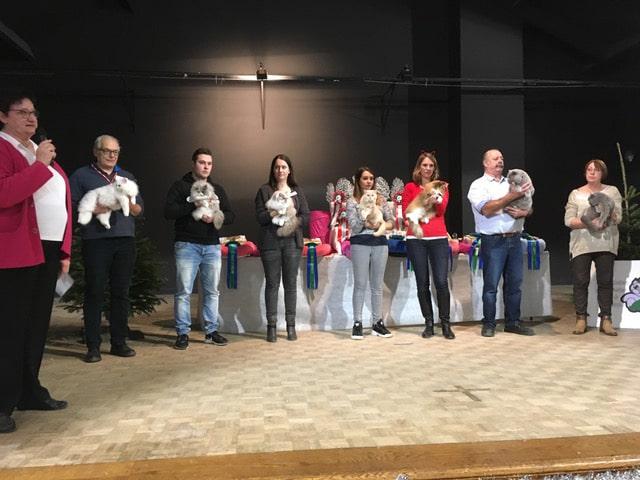 Le podium- Expo Salbris 161218